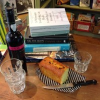 Slightly Foxed Autumn Bookshop of the Quarter: Much Ado Books. Cake and Madeira.