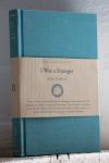 John Hackett, I Was a Stranger, Plain Foxed Edition