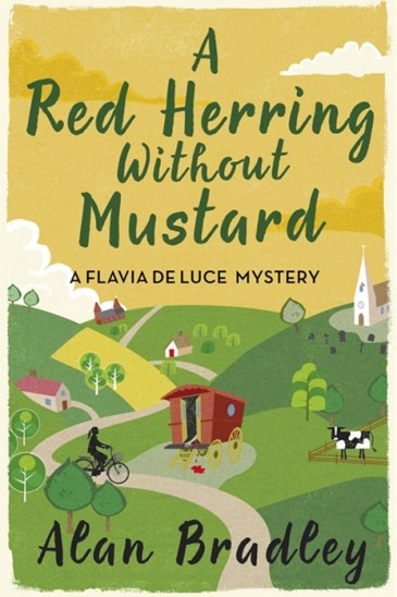 Alan Bradley, A Red Herring Without Mustard