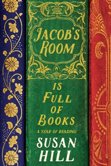 Susan Hill, Jacob's Room Is Full of Books, Slightly Foxed Shop
