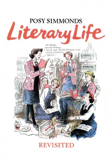 Posy Simmonds, Literary Life Revisited, Slightly Foxed Shop
