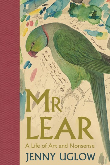 Jenny Uglow, Mr Lear: A Life of Art and Nonsense, Slightly Foxed Shop