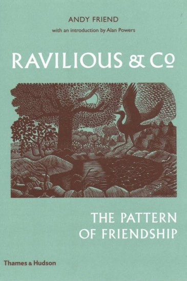 Andy Friend, Ravilious & Co, Slightly Foxed Shop