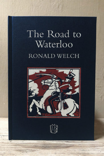 Ronald Welch, The Road to Waterloo Slightly-Foxed-Cubs