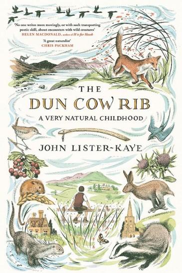 John Lister-Kaye, The Dun Cow Rib, Slightly Foxed Shop