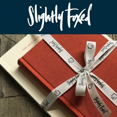 Slightly Foxed November News: No Book Without A Foreword
