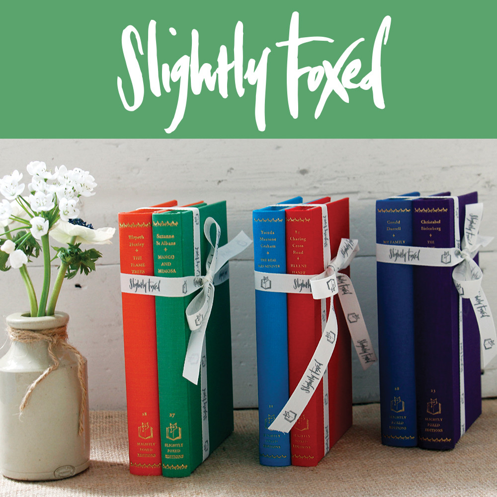 News from Slightly Foxed: A beautiful mother who adored him