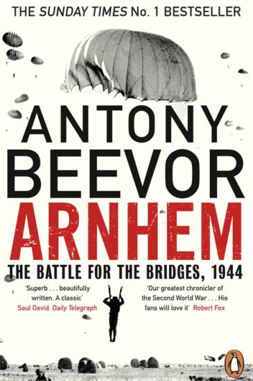 Antony Beevor, Arnhem - Slightly Foxed shop