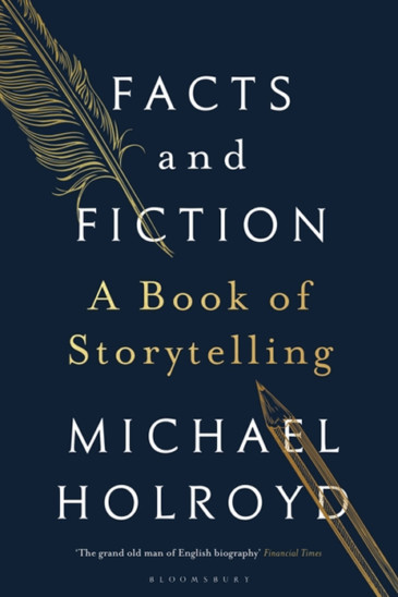 Michael Holroyd, Facts and Fiction, Slightly Foxed Shop