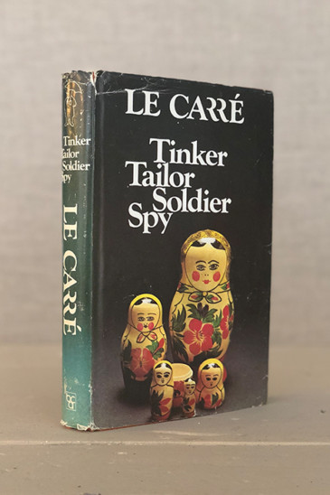 John le Carré, Tinker Tailor Soldier Spy - Slightly Foxed shop, second-hand copy