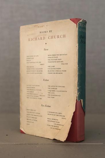 Richard Church, Over the Bridge - Slightly Foxed Shop