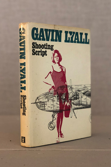 Gavin Lyall, Shooting Script - Slightly Foxed Shop