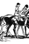 Ruby Ferguson, Jill Enjoys Her Ponies - Slightly Foxed Shop