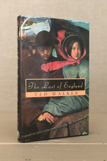 Ted Walker, Last of England - Slightly Foxed Shop