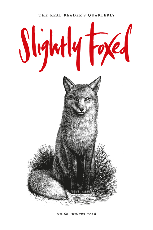 Slightly Foxed Literary Magazine Issue 60