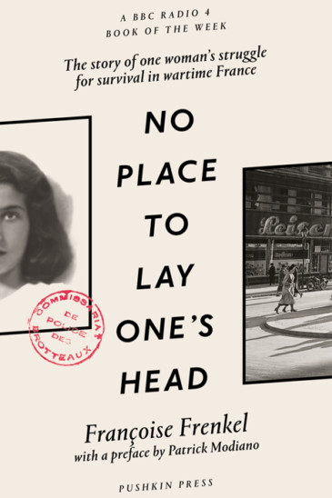 Françoise Frenkel, No Place to Lay One's Head - Slightly Foxed