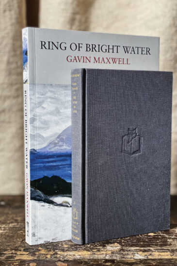 Gavin Maxwell, Ring of Bright Water & The House of Elrig - Slightly Foxed