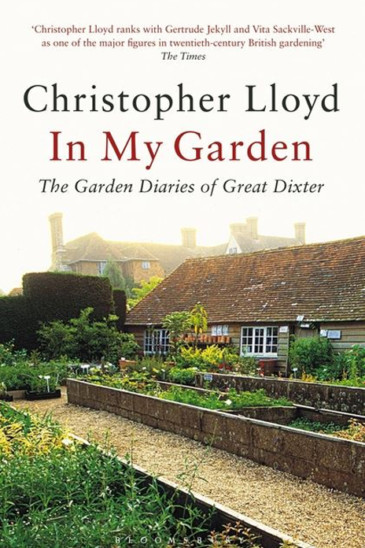 Christopher Lloyd, In My Garden - Featured in Slightly Foxed Issue 59