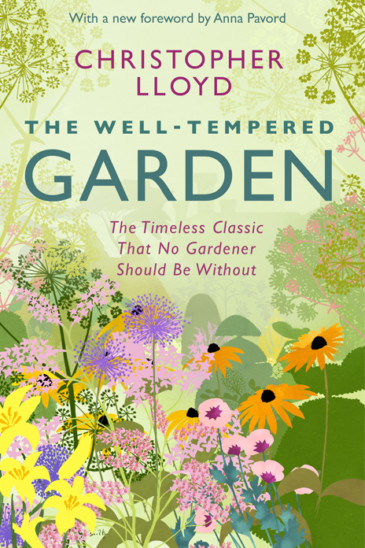 Christopher Lloyd, The Well-Tempered Garden - Featured in Slightly Foxed Issue 59