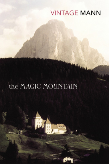 Thomas Mann, The Magic Mountain - Featured in Slightly Foxed Issue 59