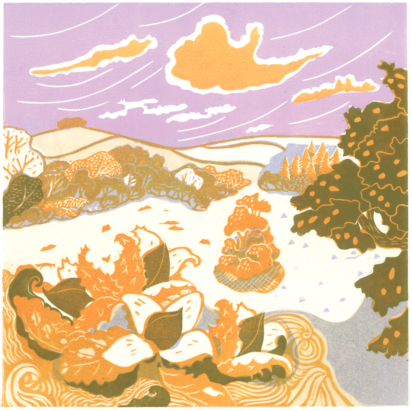Luna North Artwork Limited-Edition Print