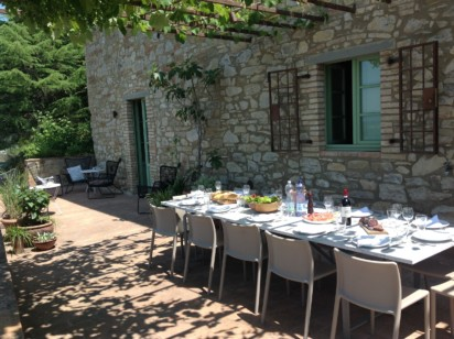 La Casella Villa, Umbria - Slightly Foxed Membership Benefits
