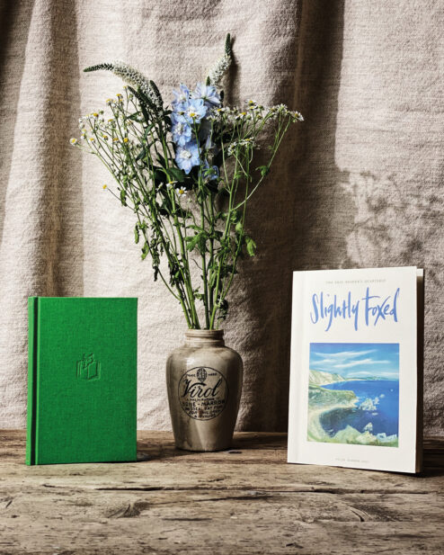 Slightly Foxed: 1-Year Quarterly & Editions Subscription (+ Free Digital Archive)