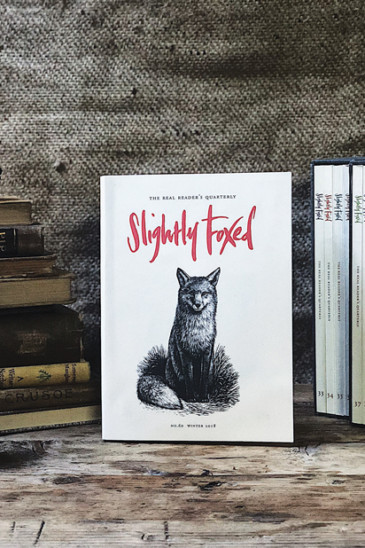 Slightly Foxed Subscription Bundle Winter