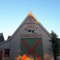 Slightly Foxed, Wyken Vineyards