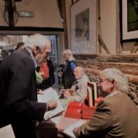 Slightly Foxed, Wyken Vineyards, Philip Rhys Evans