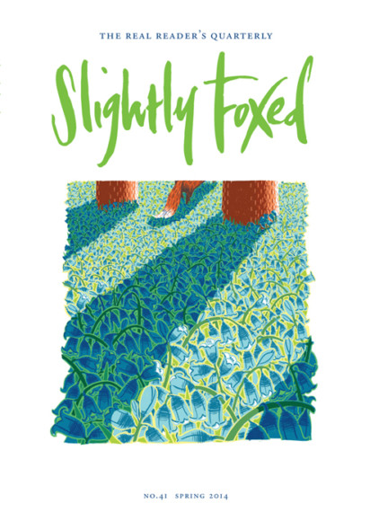 Slightly Foxed Issue 41