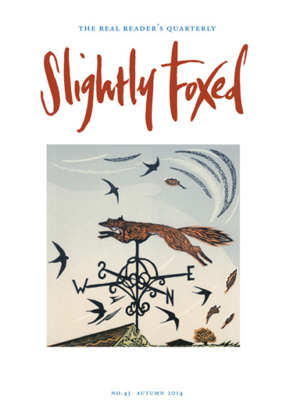 Slightly Foxed Issue 43