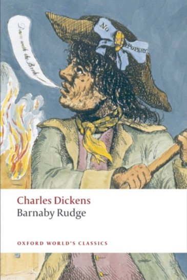 Charles Dickens, Barnaby Rudge - Featured in Slightly Foxed Issue 60