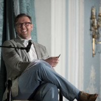 Damian Barr's Literary Salon, Slightly Foxed Friends
