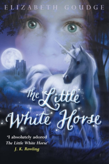 Elizabeth Goudge, The Little White Horse - Featured in Slightly Foxed Issue 60