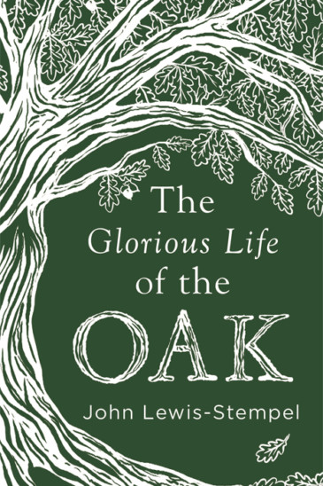 John Lewis-Stempel, The Glorious Life of the Oak - Slightly Foxed