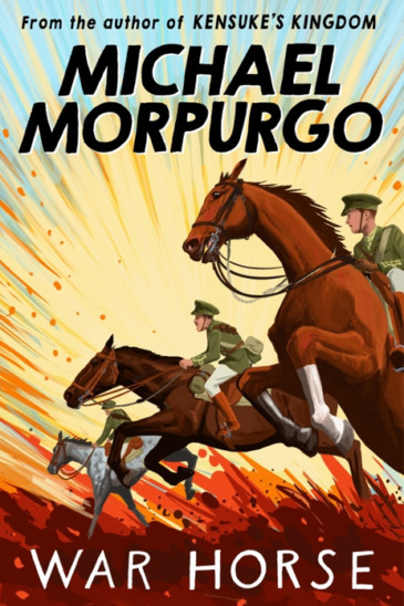 Michael Morpurgo, War Horse - Featured in Slightly Foxed Issue 60
