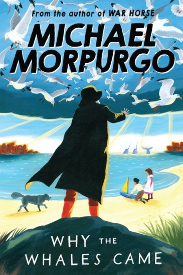 Michael Morpurgo, Why the Whales Came - Featured in Slightly Foxed Issue 60