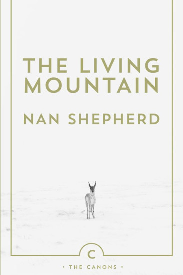 Nan Shepherd, The Living Mountain- Featured in Slightly Foxed Issue 60