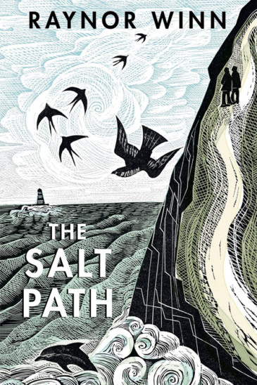 Raynor Winn, The Salt Path - Slightly Foxed