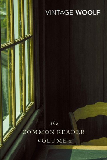 Virginia Woolf, The Common Reader, Vol 2 - Slightly Foxed Issue 60
