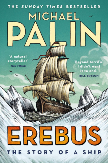 Michael Palin, Erebus - Featrued in the Foxed Pod
