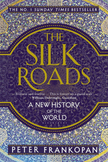 Peter Frankopan, The Silk Roads - Slightly Foxed shop