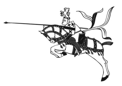 Robert Gibbings - Christopher Rush, Sir Gawain and the Green Knight - Slightly Foxed Issue 60