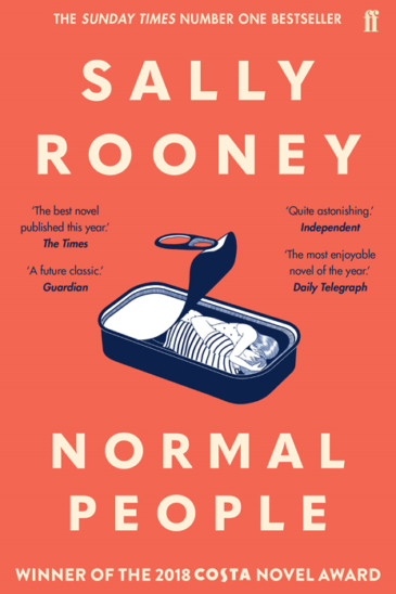 Sally Rooney, Normal People - Featured in the Foxed Pod