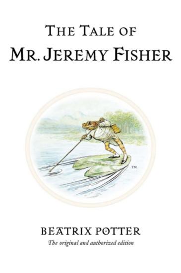 Beatrix Potter, The Tale of Mr Jeremy Fisher - Slightly Foxed shop