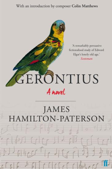 James Hamilton-Paterson, Gerontius - Slightly Foxed shop