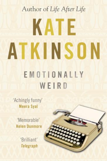 Kate Atkinson, Emotionally Weird - Slightly Foxed shop