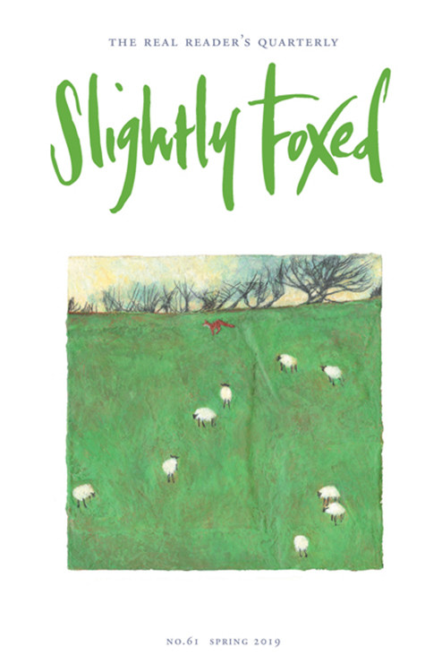Slightly Foxed Issue 61