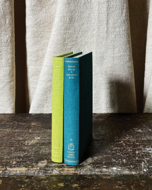 Pair – Basil Street Blues & The Secret Orchard of Roger Ackerley